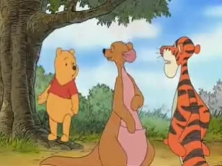 Winnie the Pooh - We go Together