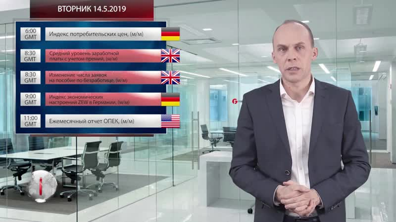 Форекс аналитика с FIBO Group Прогноз на 13 05 2019 17 05 2019