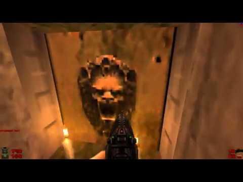 2002 A Doom Odyssey | E2M1: Station Alpha [Brutal Doom: Black Edition v3.1d] » Freewka.com - Смотреть онлайн в хорощем качестве