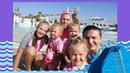 Влог Аквапарк WaterWorld на Кипре 🌊 Семейный отдых на море! Дружная семья Эмили Фэмили