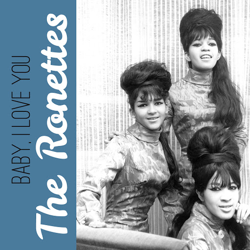 The Ronettes альбом Baby, I Love You