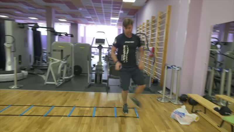 Функциональный Интервальный тренинг   20 упражнений 40x20 сек