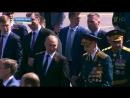 Владимир Путин вступился за ветерана перед собственной охраной