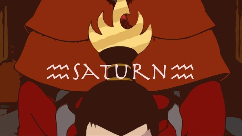 Zuko ~ Saturn