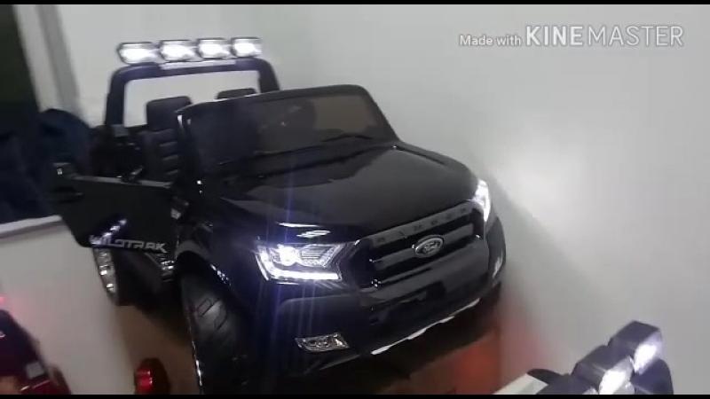 Электромобиль Форд полноприводный 2018г