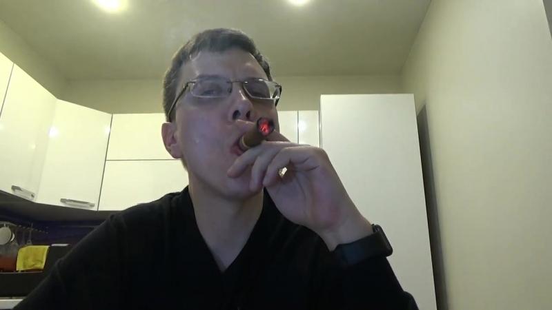 Дегустация сигары Cohiba Robustos