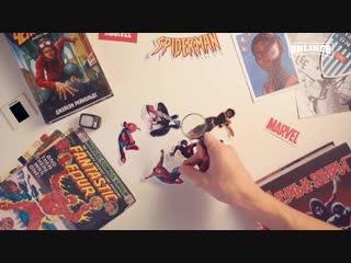 Все, что нужно знать о м_ф Человек-паук_ через вселенные