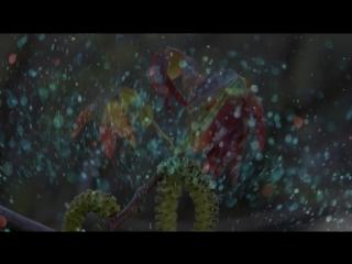 Любовь (слова: В.Якшарова и А. Лямзиной, музыка: ой цветет калина минус 1)
