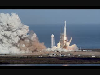 National Geographic took some awesome shots of the falcon heavy launch, can't wait till ArabSat 6A.