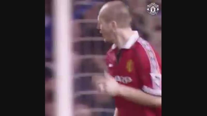 Jaap Stam scored his sole MUFC goal in the 6-2 beating of Leicester 20 years ago today! - - Can you name our other goalscorers