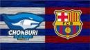 WorldIntercontinentalFutsalCup2018 | 3º/4º Lugar | PTT Bluewave Chonburi 2-12 Barcelona