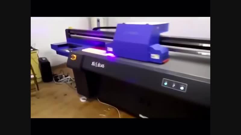Keundo 2513 (2.5xx1.3m) Широкоформатный УФ-принтер с печатающей головкой G5