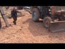 Вадик на Тракторе