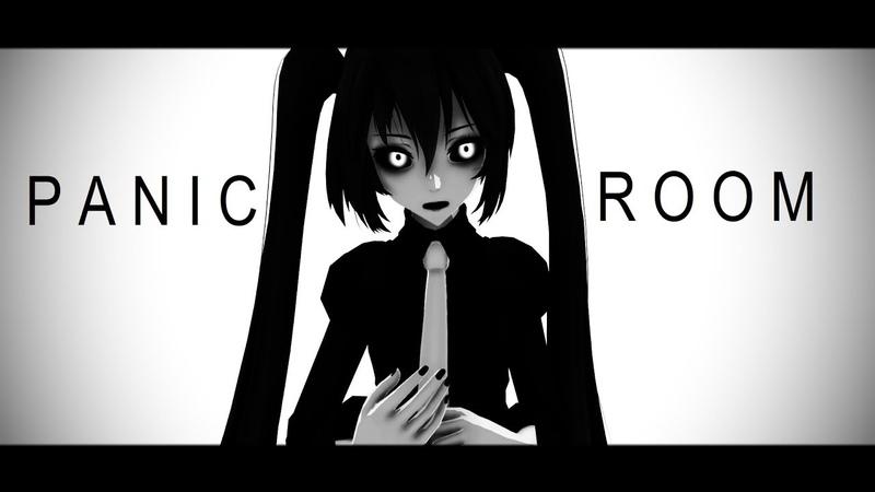 【MMDMotion DL】 PANIC ROOM MEME 【COLLAB w/ Mikazuki kun】