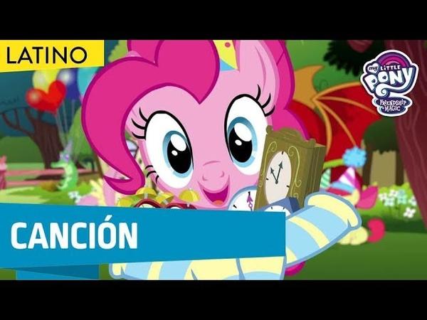 "MLP: FiM – Pinkie Pie y Fluttershy Cantan ""¡Feliz Cumple A Tí!"" (EXCLUSIVO de Netflix) [LATINO] [HD]"