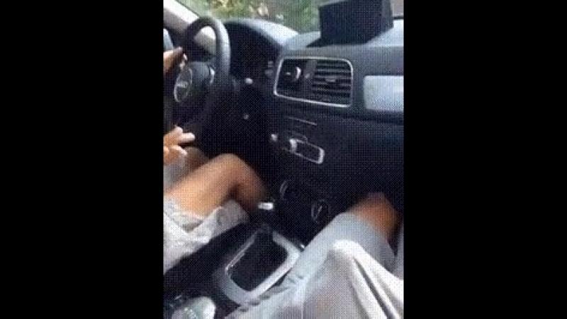 Провалила экзамен по вождению