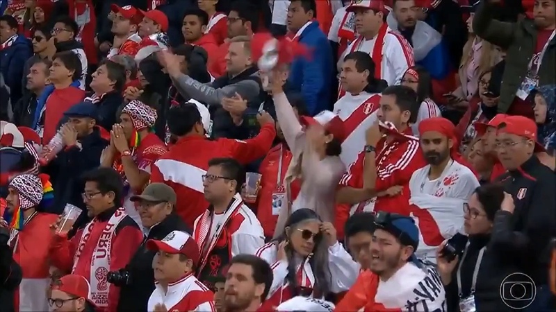 A VOLTA dos NEGROS MARAVILHOSOS por Luis Roberto 2018 Copa do Mundo Rússia HD