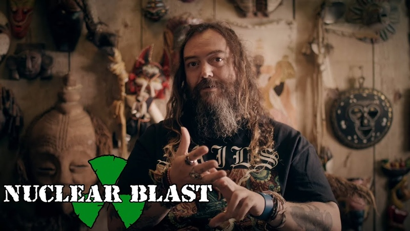 SOULFLY - Ritual Album Artwork (OFFICIAL INTERVIEW)