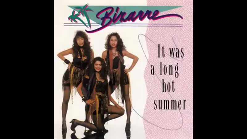 Bizarre - It Was A Long Hot Summer (1990) By MerCury Records INC. LTD. Video Edit.
