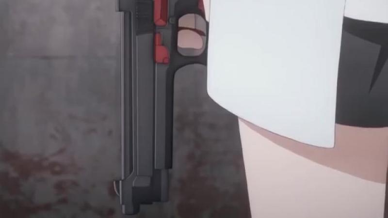 Satsuriku no Tenshi「AMV」- I_m Not Afraid.mp4