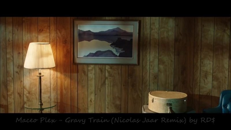 Maceo Plex - Gravy Train (Nicolas Jaar Remix)