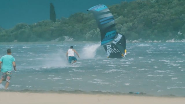 Riders On The Storm (Neretva kiteboarding)