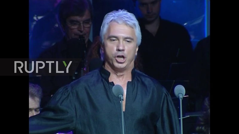Russia: Renowned opera singer Dimitri Hvorostovsky dies aged 55 *ARCHIVE*