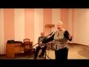 Поёт солистка Башгосфилармонии, заслуженная артистка РБ Дмитриева Наталья - дочь блокадницы Ленинграда Камилы Чертовой.