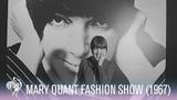 Mary Quant Shoe Fashion Show London 1967 Vintage Fashions