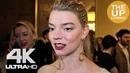 Anya Taylor-Joy interview on Glass, New Mutants, women in cinema