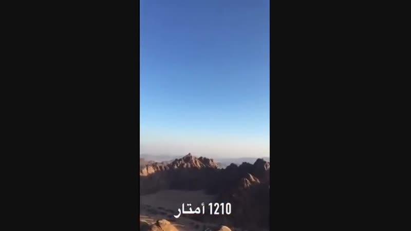 تسلق جبال البيضاء بالمدينة المنورة مع الأستاذ أحمد صديق التركي