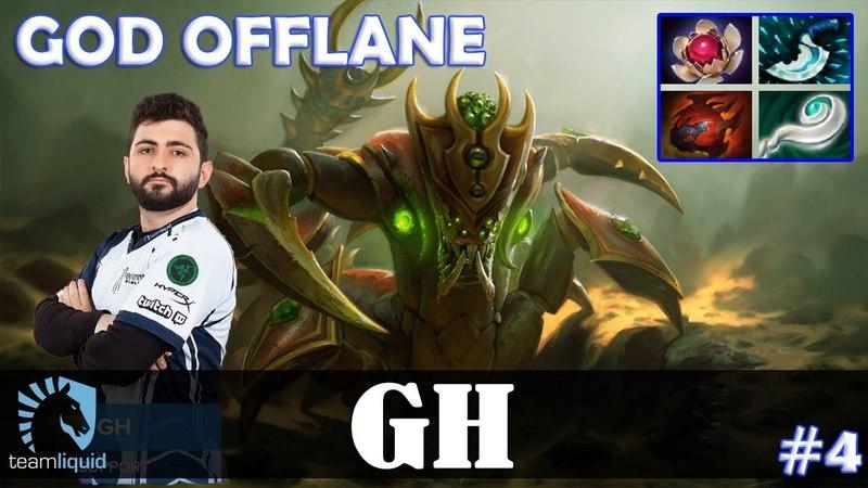 GH - Sand King GOD Offlane | Dota 2 Pro MMR Gameplay 4