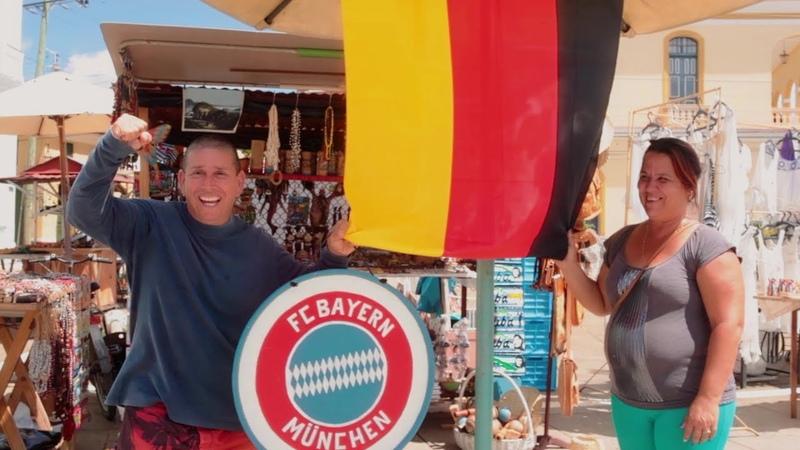 Cuba 5: Is this Cuba's most Bavarian city?