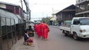 Laos, Monks, Tradition,