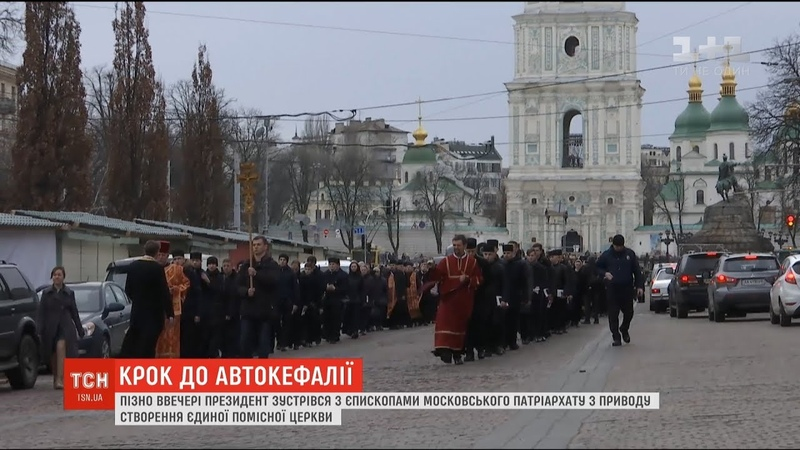 Зустріч Порошенка з представниками МП зірвала плани Кремля