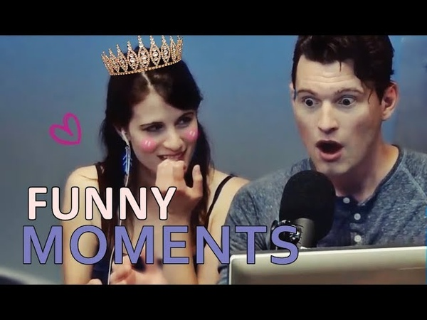 Will u marry me? - Bryan Dechart Stream Funny/Cute Moments Compilation 2