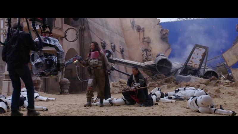Изгой Один Звёздные Войны Истории Допы 1 5 Бейз и Чиррут Хранители Заветов