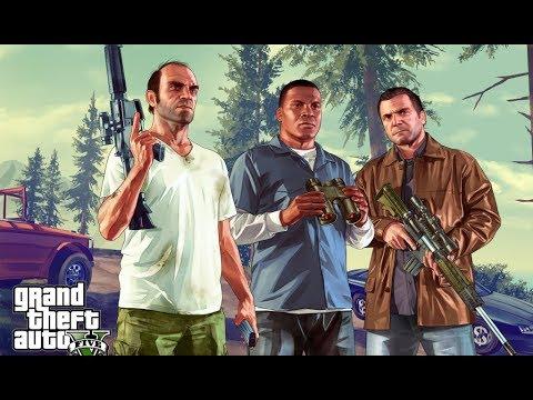 Grand Theft Auto V: Благородные бандиты асфальтированной дороги
