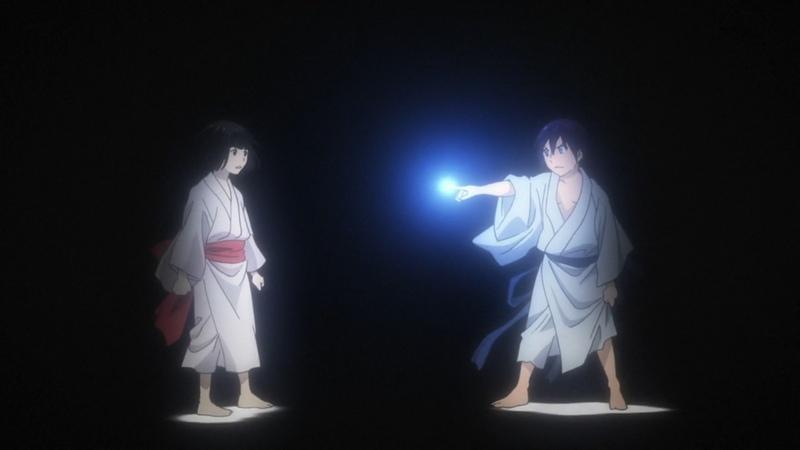 Noragami Aragoto 13 END / Бездомный Бог: Арагото 13 Конец [Озвучили BaSiLL Sakura]