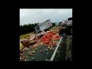 Саранск-Пенза. Жесть авария.
