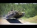 Ударная мощь России новейший «реактивный» танк Т-80БВМ