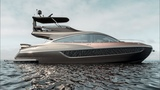 Lexus LY 650 Luxury Yacht Concept to life