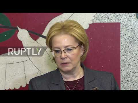 Russia No threat to life of newborn saved in Magnitogorsk - Health Minister