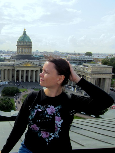 Лена Курганова
