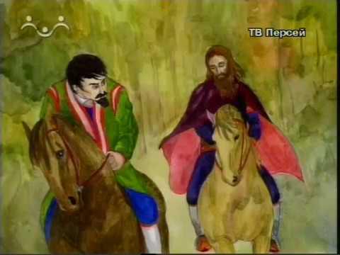 Рассказы о святых. Святой Стефан Урош. Фильм детям