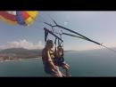 Полет на парашуте