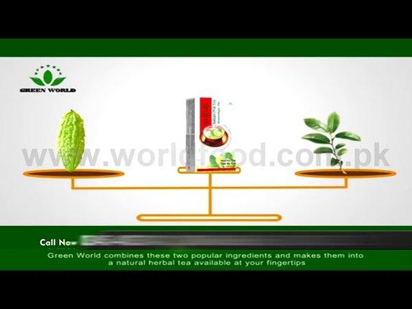 Balsam Pear Tea In Pakistan Green World Foods