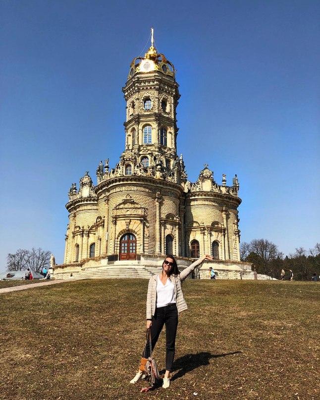 Anastasia Pushkareva   Москва