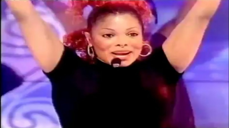 Janet Jackson - Together Again - Live Top Of The Pops (1997)