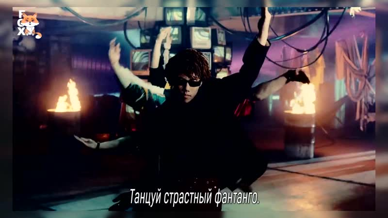 [FSG FOX] THE RAMPAGE from EXILE TRIBE - FANDANGO  рус.саб 